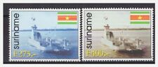 Surinam / Suriname 1998 Veerboot ferry fahrdampfer bac to guyana MNH