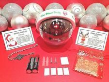 Elf / Santa Cam, Santa's Magic Key, Magic Reindeer Food, Batteries, All Inc.