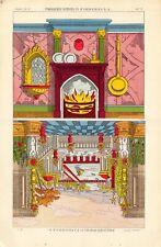 Cendrillon theatre PAPER CRAFT  RARE UNCUT LASER REPRODUCTION