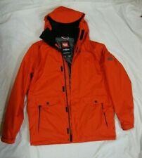 686 infiDry 10K Snowboard Ski Jacket-Orange-Thermal Rating 7-Men's Size M
