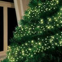 LED Christmas Tree Fairy Lights Outdoor 8 Functions String Lights Xmas Party