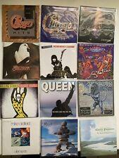 12 CD Classic Rock Lot: Rolling Stones, Chicago, Pretenders, Rush, Queen & More!