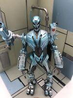 """Marvel Super-Villains The Vault ULTRON 6"""" Loose Figure Robotic Restraints Rare👍"""
