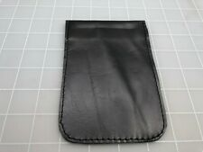 Judd's Black Leather Pocket Protector for Pens