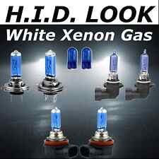 H7 HB3 H11 100w White Xenon HID Look High Low Fog Beam Headlight Bulb Pack