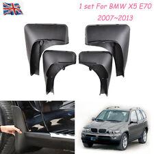A Set FOR BMW X5 E70 2007-2013 Genuine FRONT & REAR Splash Mud Guards Mud Flaps