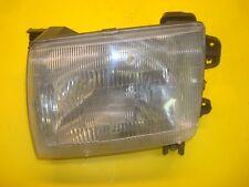 00 01 NISSAN XTERRA DRIVER LEFT HEADLIGHT HEAD LIGHT FACTORY OEM LH 2000 2001