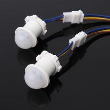 2PCS 25MM PIR Infrared Motion Sensor LED Ceiling Light Lamp Switch For Porch Lig