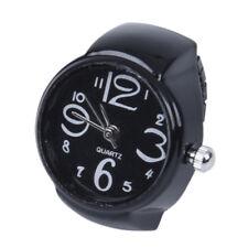 "Arabic Number Quartz Men Pocket Finger Ring Watch 0.87"" HOT J2S6"