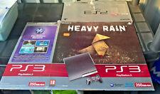 Fourreau console PS3 Heavy Rain