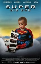 Custom Movie Poster Pregnancy Announcement Baby Reveal Wedding Announcements