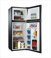 4.6. Cu Ft. Compact Fridge With Freezer Two Door Stainless Steel Look E-Star