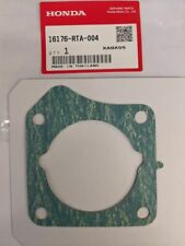 Genuine Honda Throttle Body Gasket 16176-Rta-004