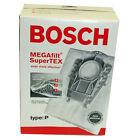 Bosch Type P Super TEX Vacuum Bags #BBZ52AFP2U - 5 Pack