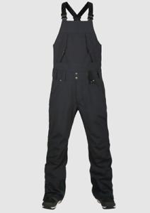 Dakine Wyeast BIB Ski- / Snowboard Pant Black - RRP $399.99