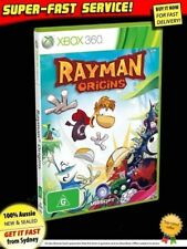 Rayman Origins Xbox 360 *NEW SEALED RARE AUSSIE* Limited Edition  D1 LITHOGRAPH