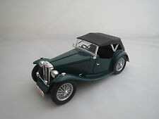 "Road Signature  ""1947""  MG  TC  Midget  (grün) 1:18  ohne Verpackung !"