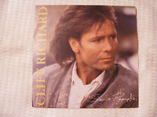 "Cliff  Richard   Some  People   Original  1987  7""  Vinyl  / One  Time Lover Man"