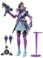 Overwatch Ultimates Series - Sombra 6 Inch Action Figure Blizzard Hasbro - New!