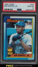 1990 Topps Ken Griffey Jr. #336 PSA 10 GEM MINT