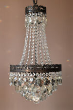 Antique Vintage Crystal Chandelier, Home & Living Light, Ceiling Lighting lamp