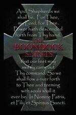 BOONDOCK SAINTS - PRAYER MOVIE POSTER 24x36 - 3096