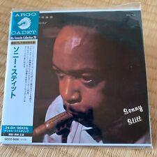 Sonny Stitt by Sonny Stitt Japan mini LP paper sleeve CD Obi ARGO 24-bit