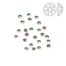 Swarovski Hotfix 2038 Flat Back Paradise Shine SS6 Pack of 24 (K58/8)