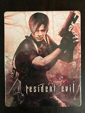 Resident Evil 4 Steelbook - Neu - Custom - Ohne Spiel