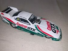 Action John Force Limited Edition Castrol GTX Funny Car 1:24 Scale Diecast