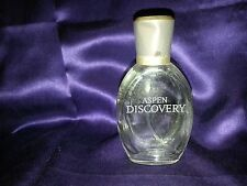 Aspen Discoery Coty Cologne Spray 1 oz vintage nwob great for travel