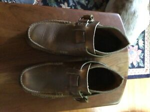 Quoddy ring boots