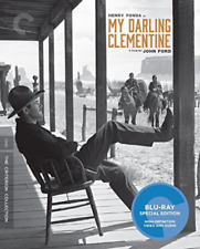 My Darling Clementine Criterion Collection Region 1 Blu-ray