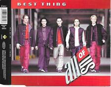 ALL OF US - Best Thing CDM 4TR Euro House 2000 Holland (EPIC) RARE!