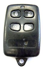 PREMIER 4 BUTTON REMOTE ALARM KEYLESS FOB RED LED ENTRY CONTROL CLICKER STARTER
