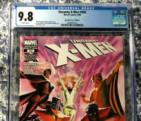 Uncanny X-Men #500 DF CGC 9.8 Dynamic Forces Variant 1 of 4000 made RARE VHTF WP