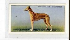(Jb4033-100)  CHURCHMAN,RACING GREYHOUNDS,LUVETTS DOUBLE,1934#29