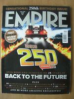 EMPIRE FILM MAGAZINE No 250 APRIL 2010 250th BIRTHDAY ISSUE