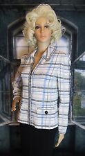 St. John Collection by Marie Grey Zip Front Jacket. Size 6. Stunning!