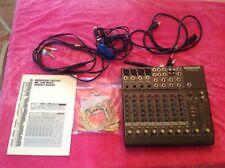 Mackie Micro Series 1202-VLZ PRO 12-Channel MIC/LINE Mixer & M-Audio Midi Sport