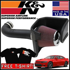 K&N AirCharger Cold Air Intake System fits 2011-2020 Dodge Charger 5.7L V8