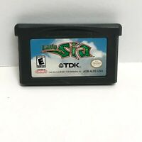 Lady Sia (Nintendo Gameboy Advance GBA) Cart Only GREAT Shape