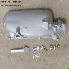 For Mazda Ford Focus Duratec 2.0 2.3L Intake Manifold Plenum Chamber Aluminum