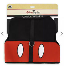 Mickey Mouse Dog Tails comfort harness Disney parks Xl