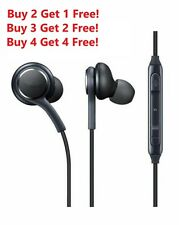 For Samsung Galaxy S8 S8+ S9 S10 Note 8 In-Ear Earbuds Headphones Headset