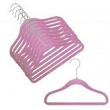 """Only Hangers 12"""" Childrens Grape Slim-Line Hanger"""