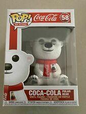 Coca-Cola Polar Bear Ad Icons Funko Pop Vinyl New in Mint Box + P/P Pre-Order