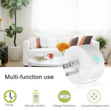 AC Smart Plug WiFi Outlet Works With Alexa Remote Control Socket Phone App New