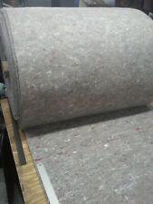 Automotive Carpet Padding 40 oz - 15 feet x 36