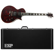 ESP LTD EC-1000 Volcano Red LXEC1000VLRD Locking Duncan EXCLUSIVE Guitar w/ Case